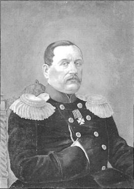 Генерал-губернатор Восточной Сибири Н.П. Синельников