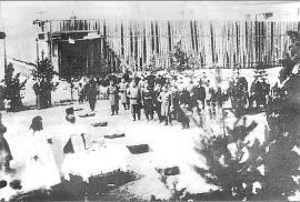 Закладка храма Во Имя Св. Благоверного Князя Александра Невского 18 июля 1892