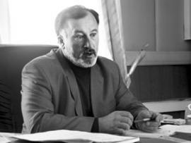 """Мэр Евгений Кустос: """"Главная надежда Усолья - химпром""""."""