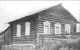 Жилой дом кон. XIX в. Фото О. Честковой. 2001 г