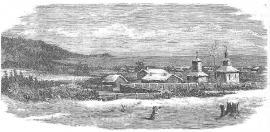 Вид Култука. 1870-е гг.