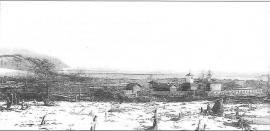 Вид Култука. Фото 1870-е гг. ИИМК