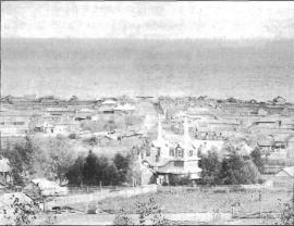 Церковь Святителя Николая Чудотворца. Нач. XX в.