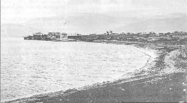 Село Култук. Кон. XIX в.