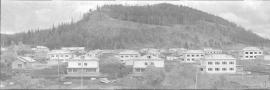 Невон. Строительство совхоза. Фото Э. Брюханенко. 1964 г.