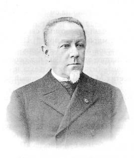 Министр путей сообщения М.И. Хилков