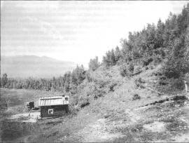 Таможенный карантин близ Култука. Фото кон. XIX в.