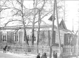 Школа в Култуке