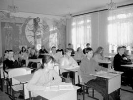 Внешне шелеховские лицеисты ничем не отличаются от обычных школьников.