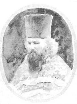 Священник И.Чуринов