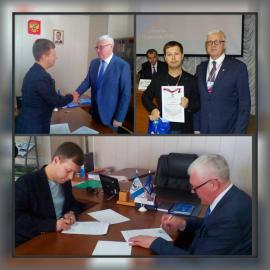 Андрей Андреев и Сергей Брилка