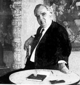 Первый директор музея А.Д.Фатьянов