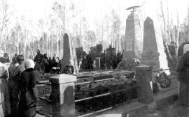 Могилы чехословацких солдат периода Гражданской войны на Старо-Глазковском (Глазковском) кладбище (не сохранились)