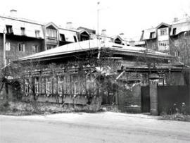 Этот иркутский дом знаменит на всю Россию.