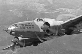 Ил-4 в полёте