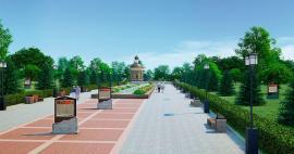Историко-мемориальный комплекс «Иерусалимская гора», проект