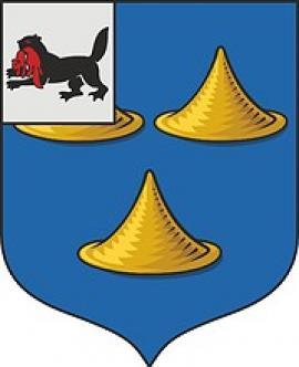 Другой графический вариант герба в соответствии с Положением о гербе. Источники: Геральдикум; Портал НПА Минюста РФ