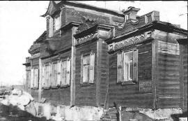 Дом С.П. Трубецкого. Фото 1970-х гг.