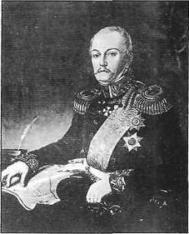 Генерал-губернатор В.Я. Руперт