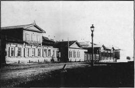 Дом Трубецких в Знаменском предместье