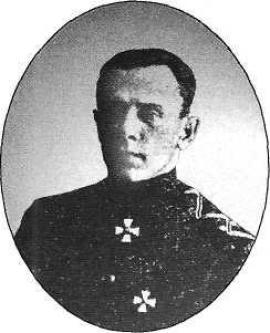 Генерал-майор С.Н. Войцеховский