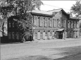 Дом по ул. Красноармейской, 25