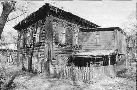 Дом по ул. Бабушкина, 17