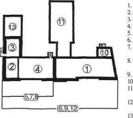 Основные этапы строительства здания