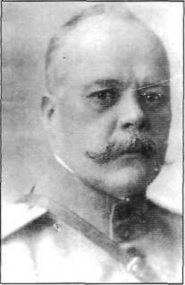 Полковник А.В. Эллерц-Усов