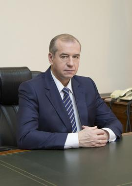 Левченко Сергей Георгиевич. Источник: irkobl.ru