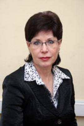Шавенкова Людмила Ивановна