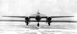 Ту-14. Вид спереди