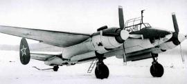 Ту-2. Вид сбоку