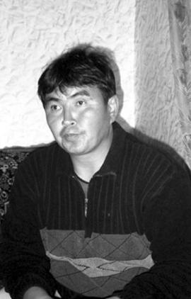 Шаман-депутат Валентин Хагдаев