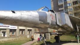 Ангарский МИГ-23Б