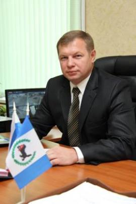 Мэр Заларинского района Владимир Самойлович