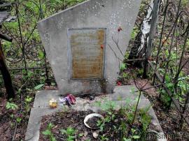 Одна из могил японских военнопленных