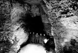 Большой зал Балаганской пещеры