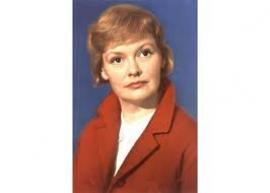 Жена Леонида Гайдая, Нина Гребешкова, родилась 29 ноября 1930 года