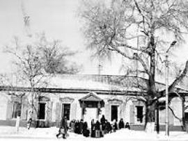 Музей И.В.Бабушкина. Бурятия, Бабушкин. г. Бабушкин, ул. III