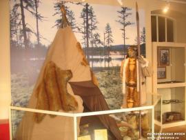 Музей истории города Иркутска. Археологическая экспозиция