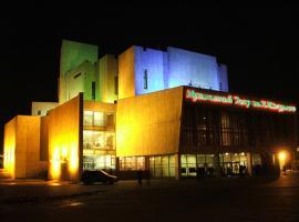 Новое здание ИМТ им. Загурского (1990)