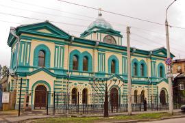 Иркутская синагога, современный вид