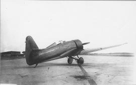 Истребитель И-14