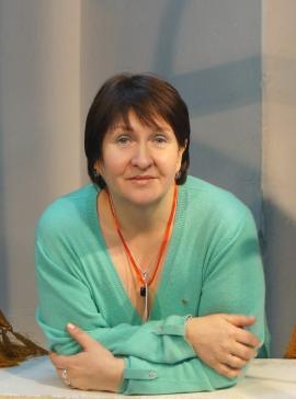 Ирина Владимировна Щербак, руководитель студии