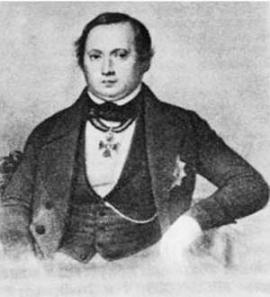 Иван Тимофеевич Калашников.