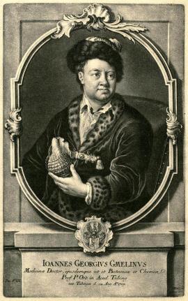 Иоганн Георг Гмелин.