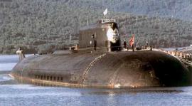 К-132 «Иркутск» — российская атомная подводная лодка с крылатыми ракетами