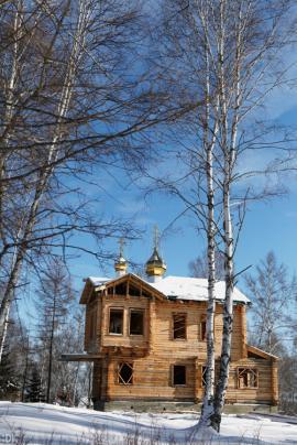 Храм в п.Быстрая