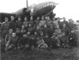 Ил-4 - бомбардировщик времён Второй мировой войны